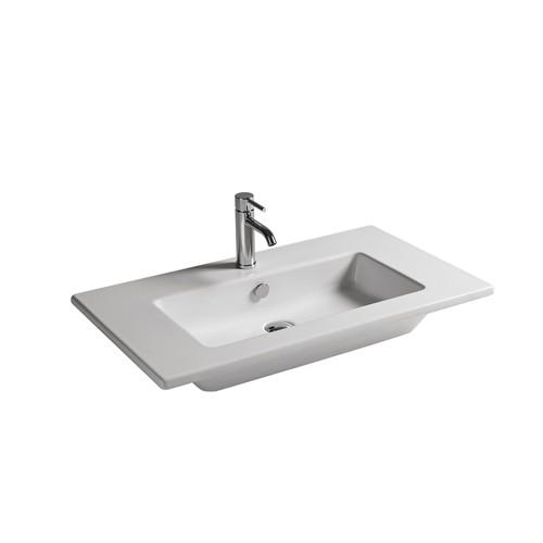 Galassi dream lavabo 81 cm roma sud arredo bagno for Arredo bagno roma sud