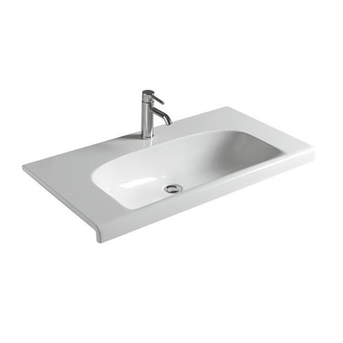 Galassia dream lavabo cm 91 roma sud arredo bagno for Arredo bagno roma sud