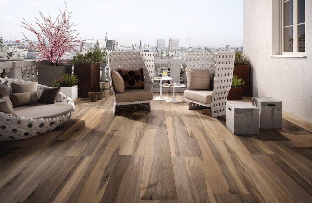 Piastrelle Effetto Legno Per Esterni : Gres porcellanato effetto legno per esterno listoni finto legno