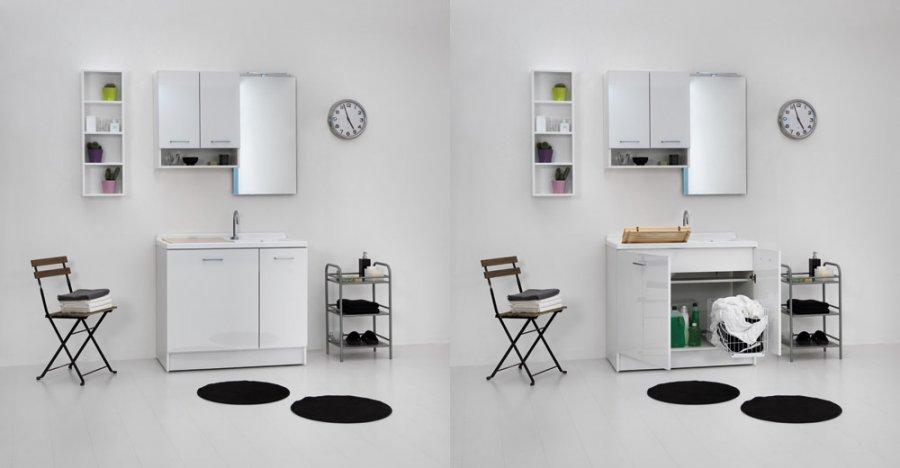 Active wash roma sud arredo bagno catalogo effeci for Arredo bagno roma sud